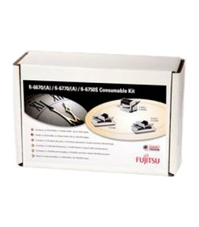 Kit Consommables scanner fi-6670 / fi-6770 / fi-6750S