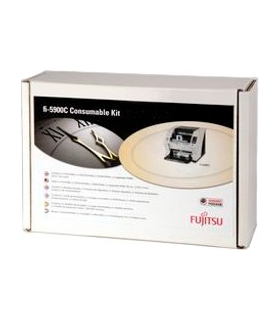 Kit Consommables scanner fi-5900C 6 Pack