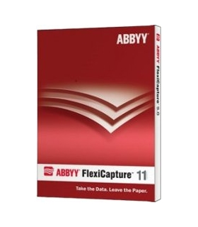 ABBYY Flexicapture for Invoices Licence Monoposte
