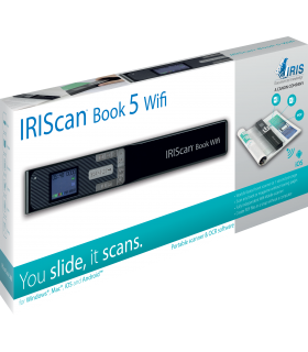 IRIScan Book 5 Wifi