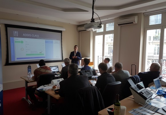 Lunch & Learn Paris 5 juin 2018