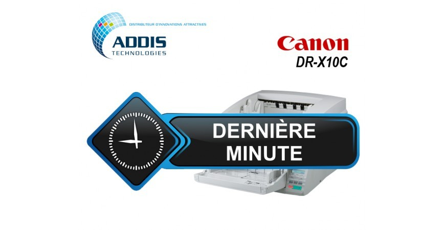 Destockage Scanners Canon DR-X10C