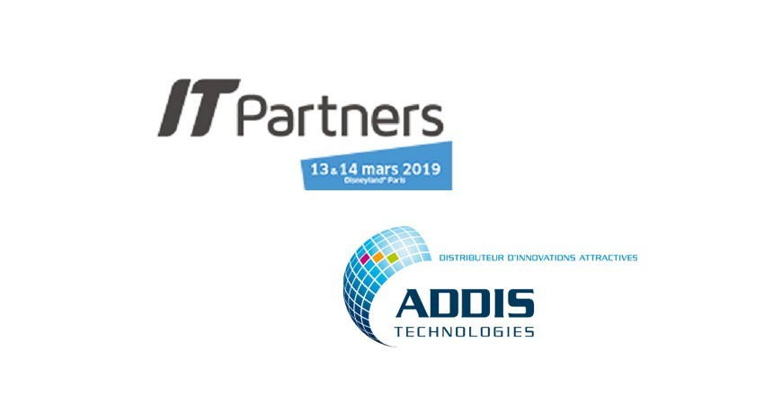 ADDIS Technologies au Salon IT Partners 2019